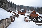 Chata Pod Kykulou v zime